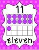 Classroom Decor Bundle - Bright Shades of Polka Dot