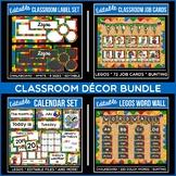 Classroom Decor Bundle | Building Bricks | Legos Inspired Theme
