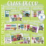 Decor Bundle Spots and melonheadz