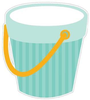 Classroom Decor By the SEA - Ocean Multipurpose Buckets Editable