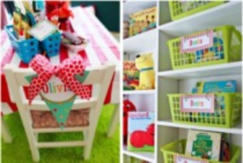 Classroom Decor Carnival - Full Collection