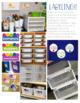 Classroom Decor - Classroom Essentials - Labels, Calendar, Focus Wall Elements