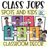 Classroom Jobs Classroom Decor