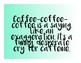 Classroom Decor Coffee Quotes- Gilmore Girls inspired!