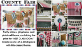 Classroom Decor County Fair - Full Collection Bundle