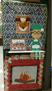 Classroom Decor Created and installed