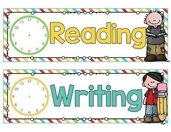 Classroom Decor Bundle Cute Kiddos Primary Brights Edition #discountedbundles