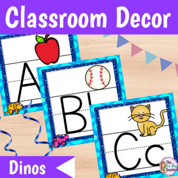 Classroom Decor Dinosaur Theme