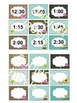 Classroom Decor: Editable Bird Theme (Agenda Labels)
