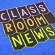 Classroom News and Editable Management Labels Bulletin Board Set