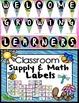 Classroom Decor- Garden, Bugs, or Flower Theme