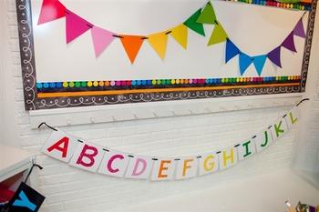 Classroom Decor Happy Rainbow - Full Collection Bundle