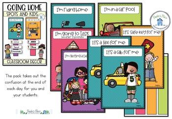 Class Decor How do you go home?