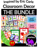 Classroom Decor Inspired By Eric Carle - THE BUNDLE