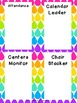 Classroom Decor Kit: Rainbow Theme Printables