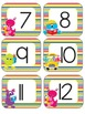 Classroom Decor Math Literacy Monster Themed Activities Bundle