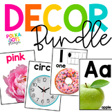 Classroom Decor Mini Bundle | Real Photographs