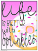 Classroom Decor Motivational Quote Posters *Watercolor* *Tropical*