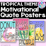 Classroom Decor Motivational Quote Posters *Watercolor* *T