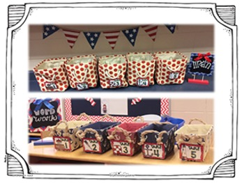 Classroom Decor Nautical Theme - Labels by Kim Adsit