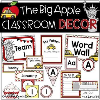 Classroom Decor New York City