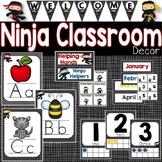 Classroom Decor Ninja