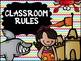 Classroom Decor: Ocean Theme Classroom Rules Posters