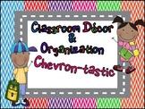 Classroom Decor & Organization: Chevron-tastic
