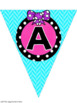 Classroom Decor Pack Neon Pop and Spots *Posters - Signs -  Labels -  Charts*