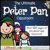 Classroom Decor - Peter Pan