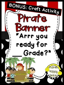Pirate Craft & Banner