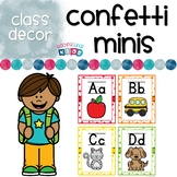 Class Decor Polkadot Mini's