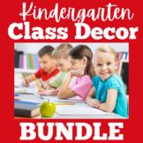 Classroom Decor | Preschool Kindergarten 1st Grade | Poste
