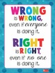 Classroom Decoration Quotes Posters