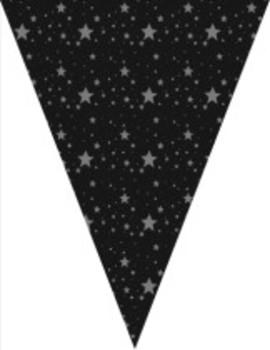 Classroom Decor Rock Star Pennant Banner