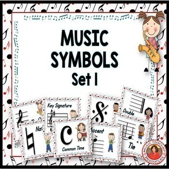 Music Classroom Decor Kit: SAVINGS BUNDLE: Set 1