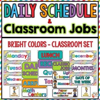 Classroom Decor Set