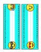 Classroom Decor Set Emojis (EDITABLE)