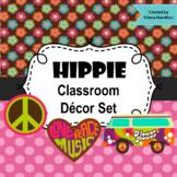 Hippie Classroom Decor Set