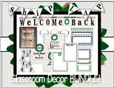 Classroom Decor Shiplap Bundle!
