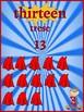 Classroom Decor- Superhero Themed Number Posters (Spanish/English)