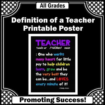 End of Year Teacher Thank You Gift, Appreciation Week Ideas