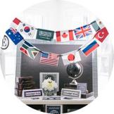 Classroom Decor World Traveler - Full Collection Bundle
