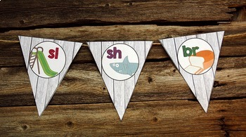 Classroom Decor and Labels Bundle- Shabby Chic Rustic Wood Shiplap
