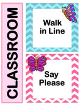 Classroom Decoration: Bugs Theme