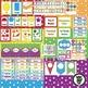 Classroom Decoration & Organization Theme Pack - Bright & Bubbles