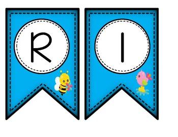 Lily B Spring Banner