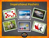 Inspirational Posters, Inspirational Quotes, Classroom Dec