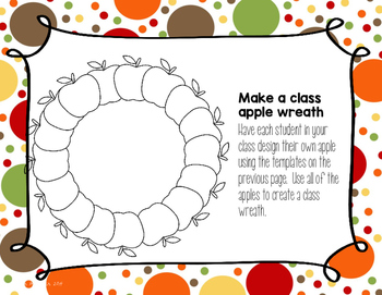 Classroom Decorations for Autumn