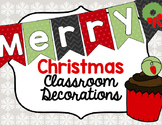 Classroom Decorations for Christmas